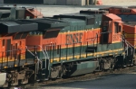 BNSF 8637